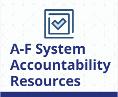 A-F System Accountability Resources